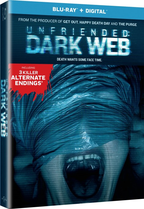 'Unfriended: Dark Web'; Arrives On Digital October 2 & On Blu-ray & DVD October 16, 2018 From Universal 4