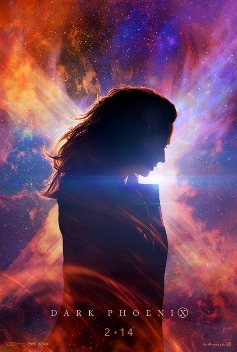The Official Trailer & Poster For The New X-Men Film 'Dark Phoenix' Have Finally Arrived 2