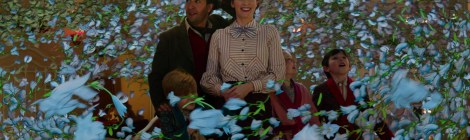 A New Trailer & Poster For Disney's 'Mary Poppins Returns' Fly In 11