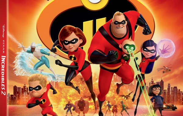 Disney•Pixar's 'Incredibles 2'; Arrives On Digital October 23 & On 4K Ultra HD, Blu-ray & DVD November 6, 2018 From Disney•Pixar 4