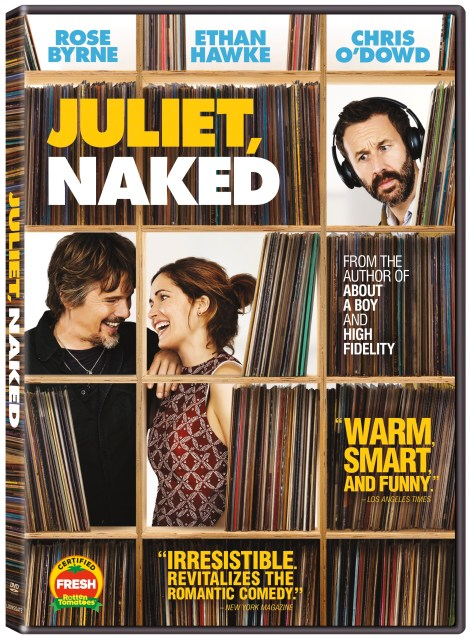 'Juliet, Naked'; The Romantic Comedy Starring Rose Byrne & Ethan Hawke Arrives On Digital October 30 & On Blu-ray & DVD November 13, 2018 From Lionsgate 14