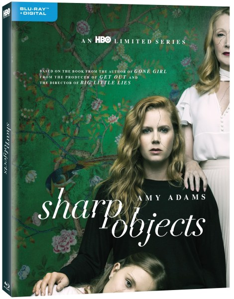 [GIVEAWAY] Win A Digital Copy Of HBO's 'Sharp Objects'; Now Available On Digital & Arriving On Blu-ray & DVD November 27, 2018 From HBO 3