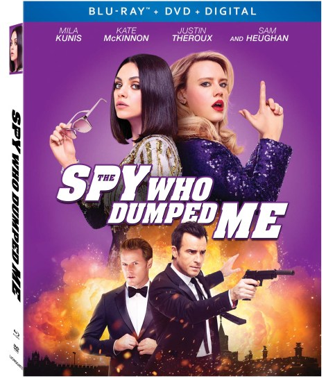 'The Spy Who Dumped Me'; Arrives On Digital October 16 & On 4K Ultra HD, Blu-ray & DVD October 30, 2018 From Lionsgate 6