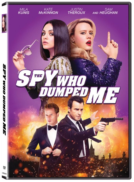 'The Spy Who Dumped Me'; Arrives On Digital October 16 & On 4K Ultra HD, Blu-ray & DVD October 30, 2018 From Lionsgate 7