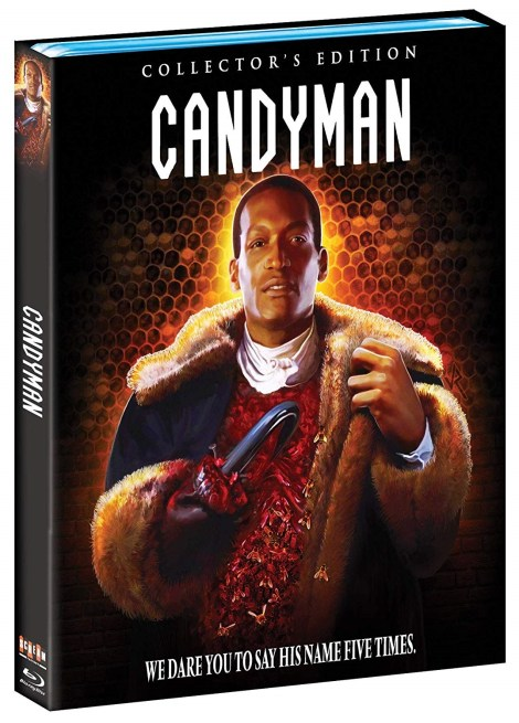 'Candyman'; The Horror Classic Starring Tony Todd Arrives On Collector's Edition Blu-ray November 20, 2018 From Scream Factory 10
