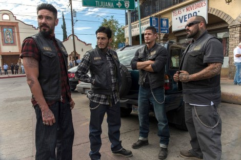 'Mayans M.C.' Cleared To Ride Again In Season 2 On FX 1