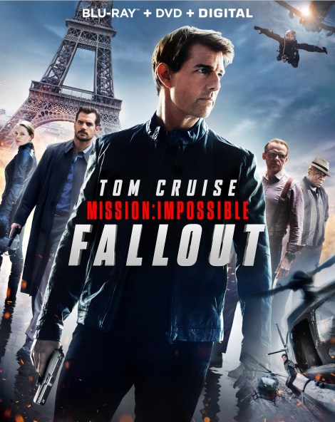 'Mission: Impossible - Fallout'; Arrives On Digital November 20 & On 4K Ultra HD, Blu-ray & DVD December 4, 2018 From Paramount 5