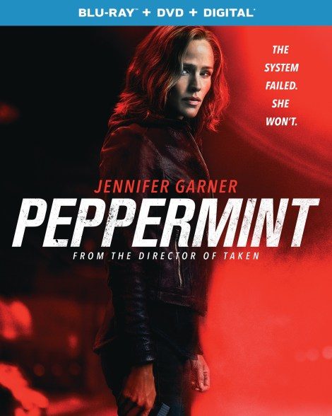 'Peppermint'; Arrives On Digital November 20 & On Blu-ray & DVD December 11, 2018 From Universal 5