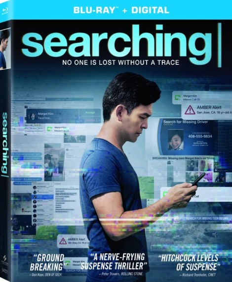 'Searching'; Arrives On Digital November 13 & On Blu-ray & DVD November 27, 2018 From Sony 2