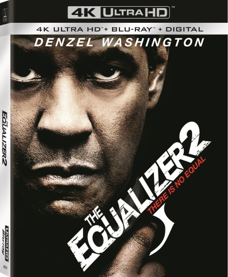 'The Equalizer 2'; Arrives On Digital November 13 & On 4K Ultra HD, Blu-ray & DVD December 11, 2018 From Sony 2