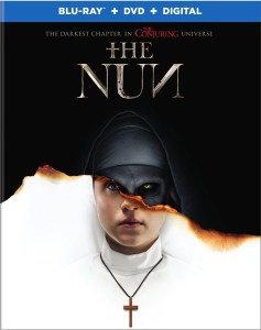 [Blu-Ray Review] 'The Nun': Now Available On 4K Ultra HD, Blu-ray, DVD & Digital From Warner Bros 1
