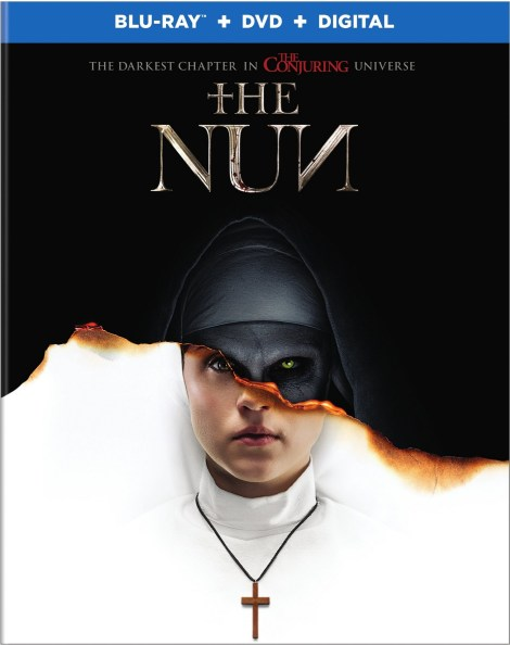 'The Nun'; The Latest Chapter In The The Conjuring Universe Arrives On Digital November 20 & On Blu-ray & DVD December 4, 2018 From Warner Bros 3
