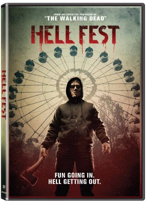 'Hell Fest'; Arrives On Digital December 21, 2018 & On 4K Ultra HD, Blu-ray & DVD January 8, 2019 From Lionsgate 6
