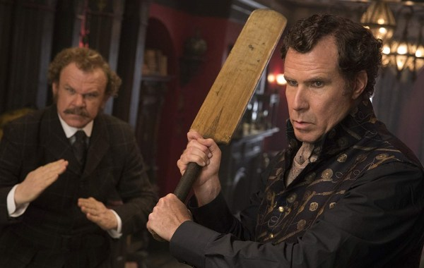 CARA/MPAA Film Ratings BULLETIN For 11/28/18; Official MPAA Ratings & Rating Reasons Announced For 'Holmes And Watson', 'Escape Room', 'King Of Thieves', 'The Vanishing' & More 4