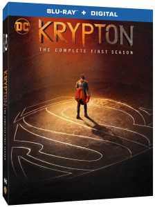 'Krypton: The Complete First Season'; Arrives On Blu-ray & DVD March 5, 2019 From DC & Warner Bros 1