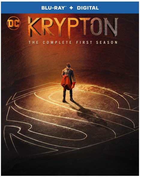 'Krypton: The Complete First Season'; Arrives On Blu-ray & DVD March 5, 2019 From DC & Warner Bros 3