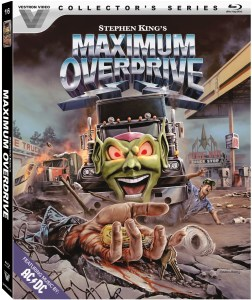 [Blu-Ray Review] Stephen King's 'Maximum Overdrive': Now Available On Vestron Video Collector's Series Blu-ray From Lionsgate 1