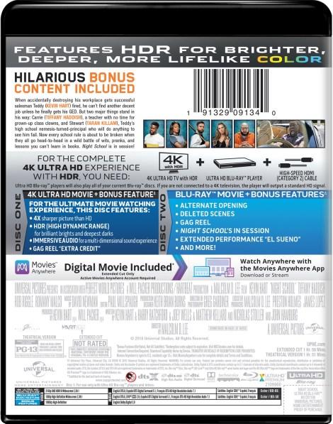 'Night School'; Arrives On Digital December 11, 2018 & On 4K Ultra HD, Blu-ray & DVD January 1, 2019 From Universal 17