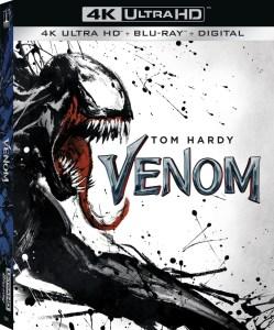 'Venom'; Arrives On Digital December 11 & On 4K Ultra HD, Blu-ray & DVD December 18, 2018 From Marvel & Sony 1