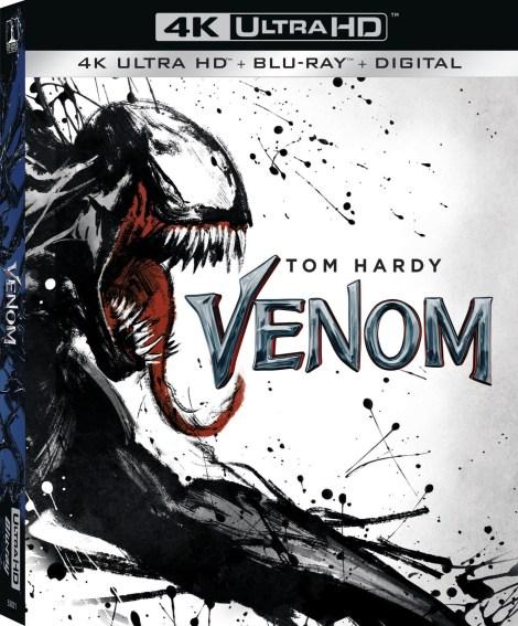 'Venom'; Arrives On Digital December 11 & On 4K Ultra HD, Blu-ray & DVD December 18, 2018 From Marvel & Sony 4