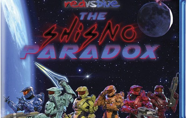 [GIVEAWAY] Win 'Red Vs Blue: The Shisno Paradox' On Blu-ray: Available On Blu-ray + DVD Combo January 1, 2019 From Rooster Teeth & Cinedigm 22