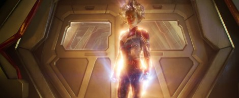 The New Trailer & Poster For Marvel Studios' 'Captain Marvel' Have Arrived! 1