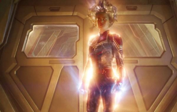 The New Trailer & Poster For Marvel Studios' 'Captain Marvel' Have Arrived! 12
