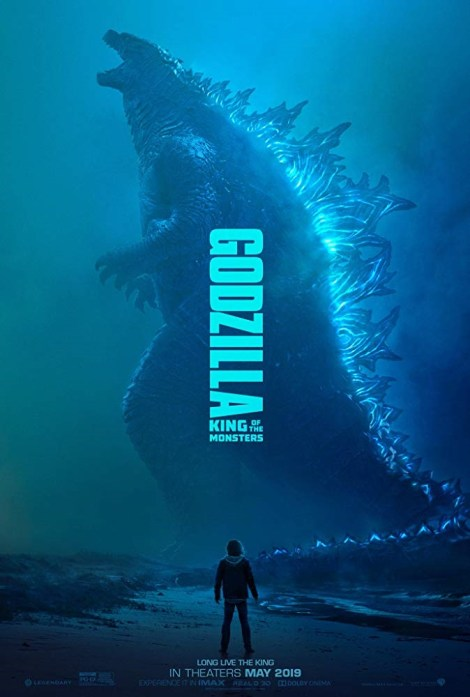 The New Monster-Packed Trailer For 'Godzilla: King Of The Monsters' Stomps In! 2