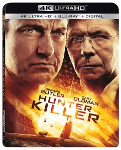 'Hunter Killer'; Arrives On Digital January 15 & On 4K Ultra HD, Blu-ray & DVD January 29, 2019 From Lionsgate 1