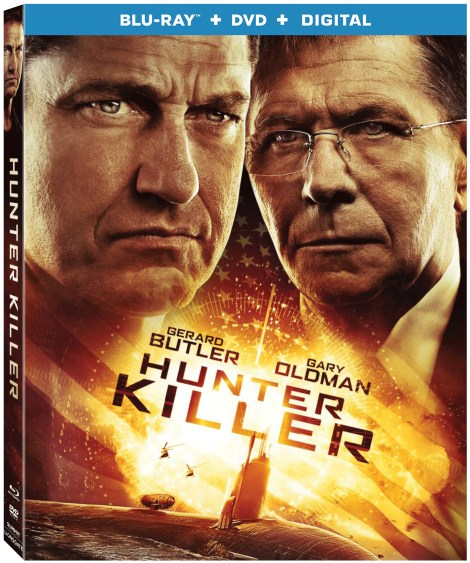 'Hunter Killer'; Arrives On Digital January 15 & On 4K Ultra HD, Blu-ray & DVD January 29, 2019 From Lionsgate 5