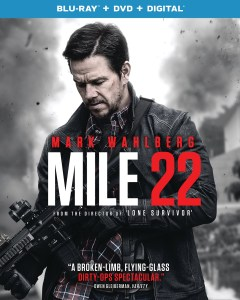 [Blu-Ray Review] 'Mile 22': Now Available On Blu-ray, DVD & Digital From Universal 1