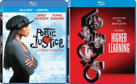 John Singleton's 'Poetic Justice' & 'Higher Learning' Are Coming To Blu-ray; Arriving Separately On Blu-ray February 5, 2019 From Sony Pictures 1