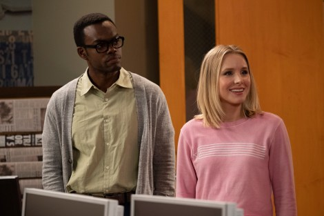'The Good Place' Officially Renewed For Season 4 On NBC 1