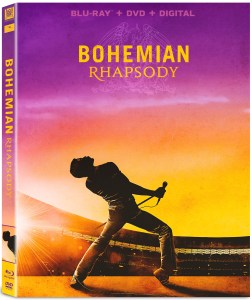 'Bohemian Rhapsody'; The Queen Biopic Arrives On Digital January 22 & On 4K Ultra HD, Blu-ray & DVD February 12, 2019 From Fox Home Ent. 1