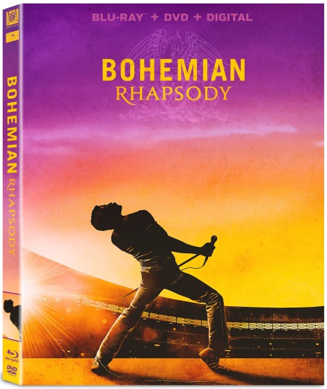 'Bohemian Rhapsody'; The Queen Biopic Arrives On Digital January 22 & On 4K Ultra HD, Blu-ray & DVD February 12, 2019 From Fox Home Ent. 5