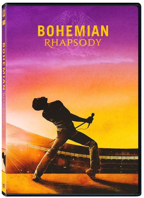 'Bohemian Rhapsody'; The Queen Biopic Arrives On Digital January 22 & On 4K Ultra HD, Blu-ray & DVD February 12, 2019 From Fox Home Ent. 6