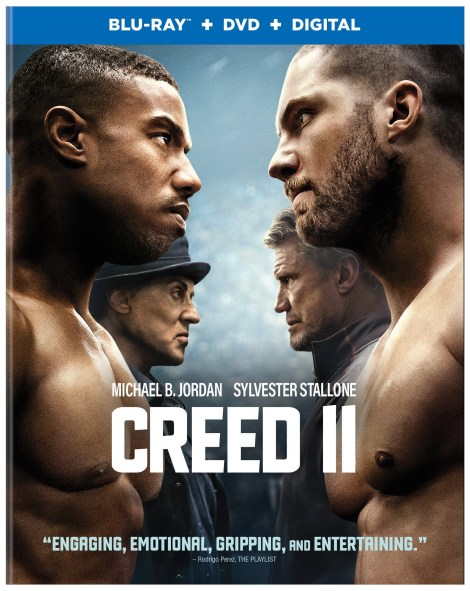 'Creed II'; Arrives On Digital February 12 & On 4K Ultra HD, Blu-ray & DVD March 5, 2019 From MGM & Warner Bros 5