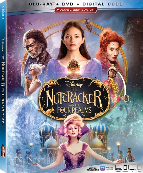 Disney's 'The Nutcracker And The Four Realms'; Arrives On 4K Ultra HD, Blu-ray, DVD & Digital January 29, 2019 From Disney 4