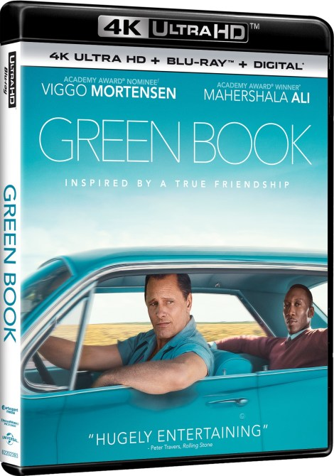 'Green Book'; The Acclaimed Film Arrives On Digital February 19 & On 4K Ultra HD, Blu-ray & DVD March 12, 2019 From Universal 5