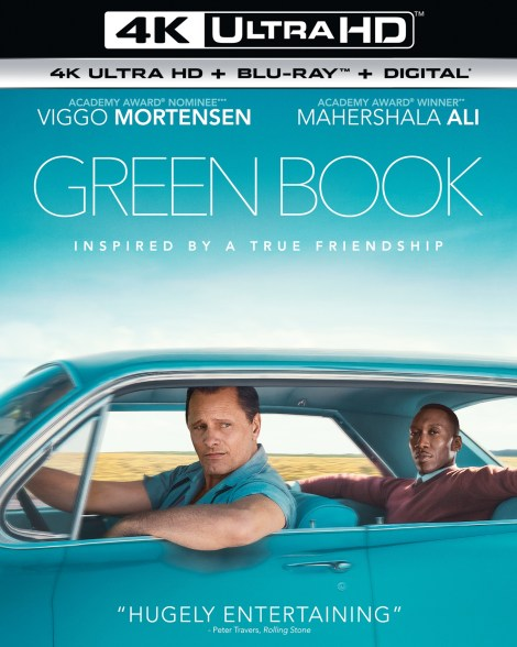 'Green Book'; The Acclaimed Film Arrives On Digital February 19 & On 4K Ultra HD, Blu-ray & DVD March 12, 2019 From Universal 6