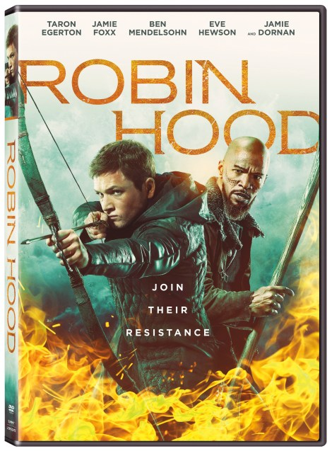 'Robin Hood'; The Latest Retelling Of The Classic Tale Arrives On Digital February 5 & On 4K Ultra HD, Blu-ray & DVD February 19, 2019 From Lionsgate 8