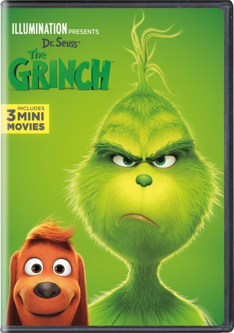Illumination Presents Dr. Seuss' 'The Grinch'; Arrives On Digital January 22 & On 4K Ultra HD, 3D Blu-ray, Blu-ray & DVD February 5, 2019 From Illumination & Universal 11