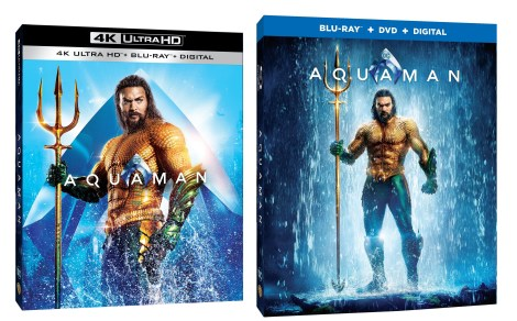 'Aquaman'; Arrives On Digital March 5 & On 4K Ultra HD, Blu-ray & DVD March 26, 2019 From DC & Warner Bros 1