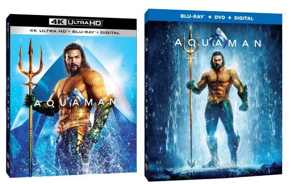 'Aquaman'; Arrives On Digital March 5 & On 4K Ultra HD, Blu-ray & DVD March 26, 2019 From DC & Warner Bros 4