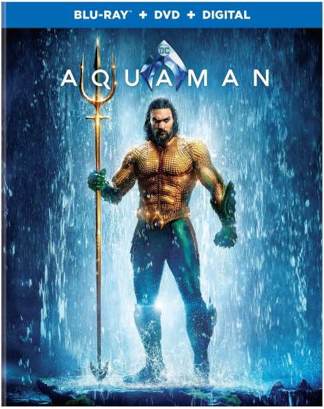 'Aquaman'; Arrives On Digital March 5 & On 4K Ultra HD, Blu-ray & DVD March 26, 2019 From DC & Warner Bros 5