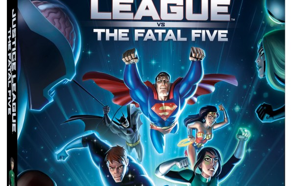 Trailer, Artwork & Release Details For 'Justice League Vs. The Fatal Five'; Arrives On Digital March 30 & On 4K Ultra HD, Blu-ray & DVD April 16, 2019 From DC & Warner Bros 25