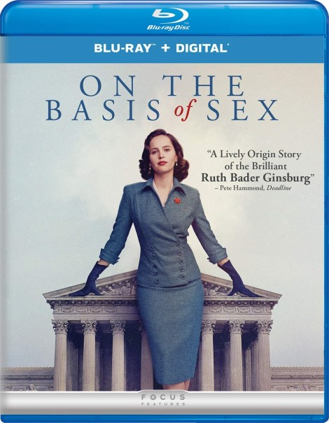 'On The Basis Of Sex'; Arrives On Digital March 26 & On Blu-ray & DVD April 9, 2019 From Universal 13