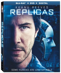[Blu-Ray Review] 'Replicas': Now Available On Blu-ray, DVD & Digital From Lionsgate 1