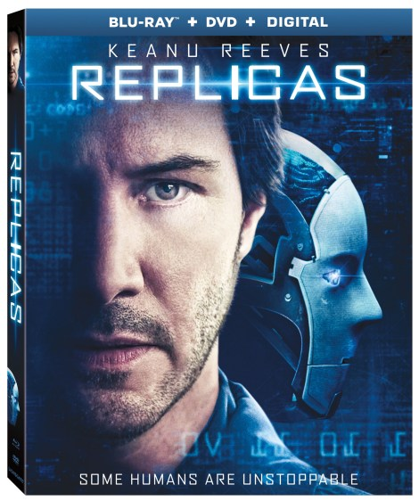 'Replicas'; Arrives On Digital April 2 & On Blu-ray & DVD April 16, 2019 From Lionsgate 4