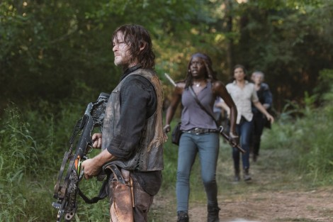 AMC Officially Renews 'The Walking Dead' For Season 10 1